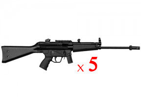 "*Quantity Discount* PREORDER Zenith Z-5 California 9mm Carbine 16"" (FIVE)"