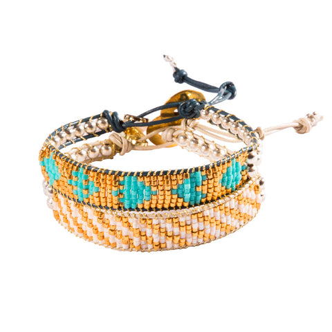 Caribean Summer Bracelet Pack
