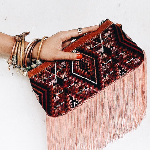 Summer Breeze Clutch