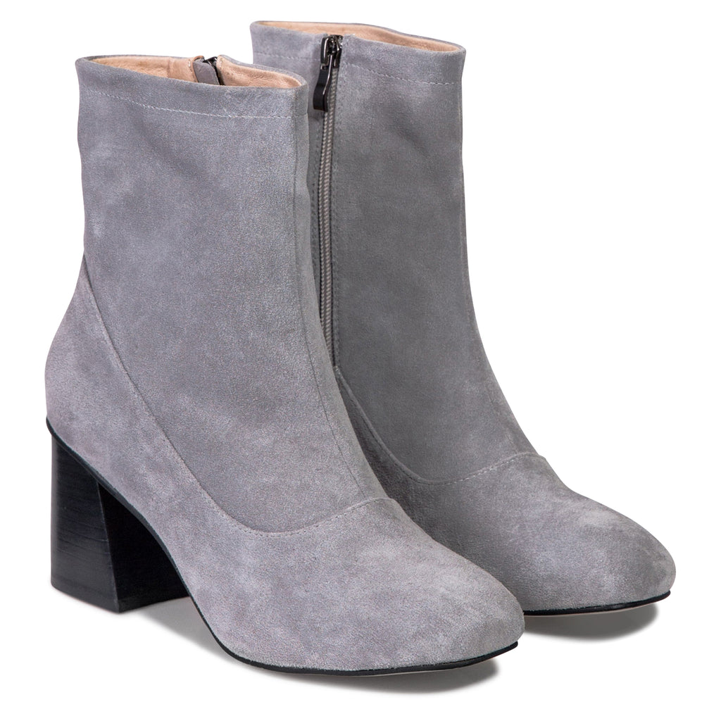 Stevie Boot - Cloud Suede