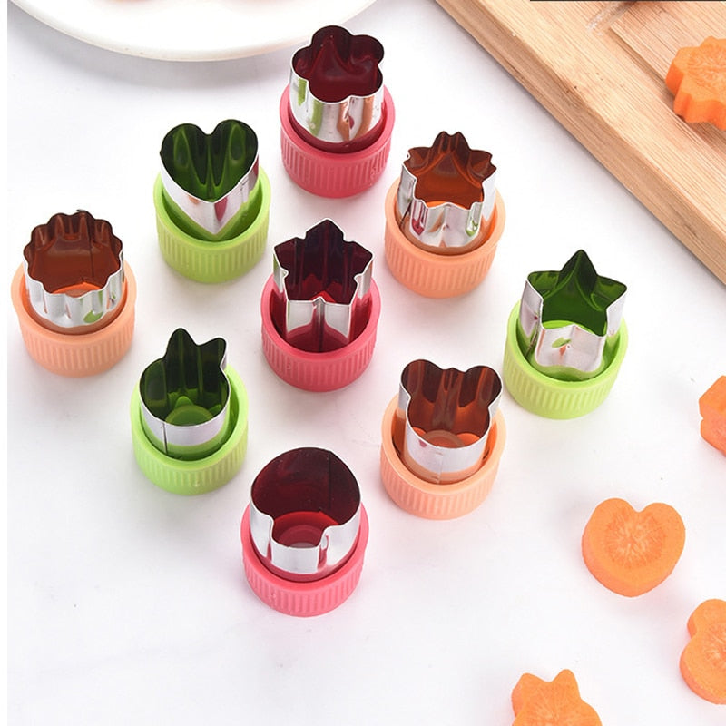 Star Heart Shape Vegetables Cutter