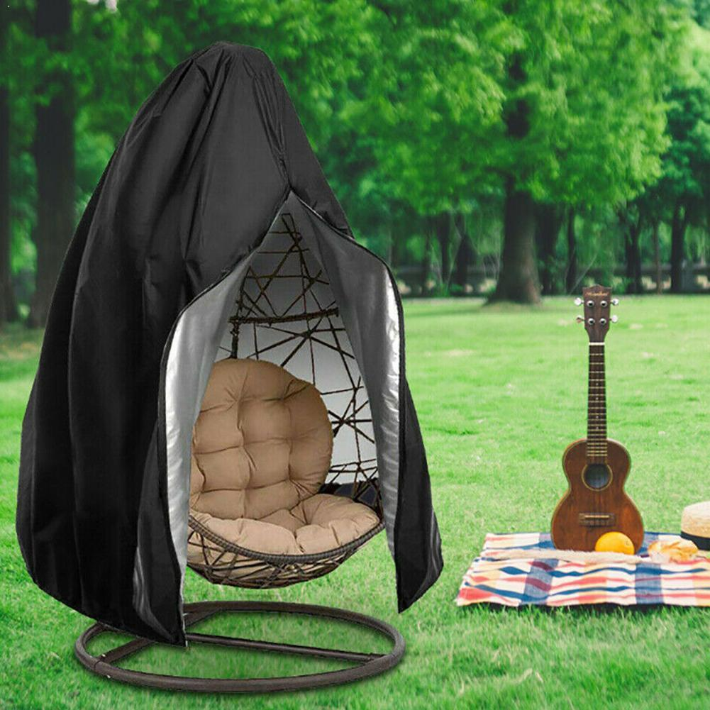 Eggshell Dust Cover For Out Door Swing Chair