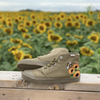 Old Pine Sunflower High Top