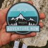 Twilight Adventure Sticker