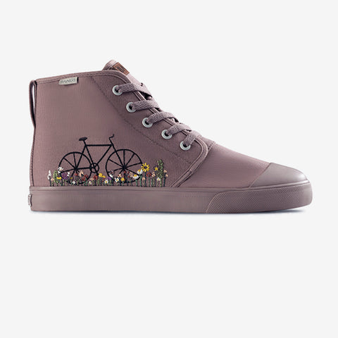 Flower Pedal High Top