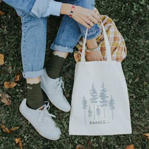 Tote & Sock Bundle