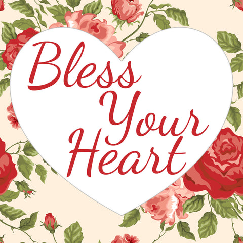Bless Your Heart 8 oz Soy Candle Tin