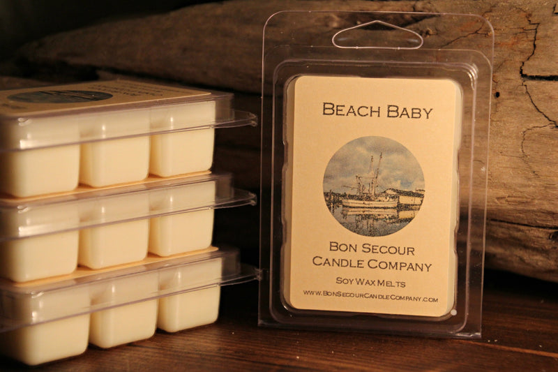Beach Baby Soy Wax Melts