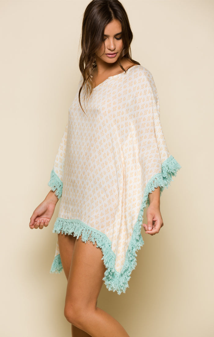 GOLD GYPSY TUNIC