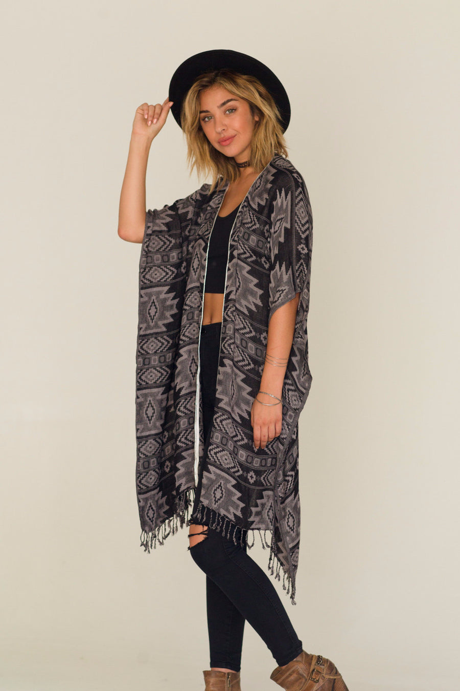 THE COMANCHE CAFTAN