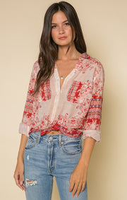 Dixie Button Down Shirt