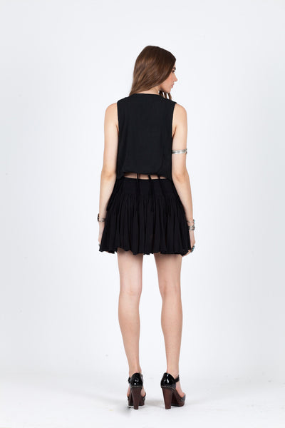 NIGHT RIDER MINI SKIRT