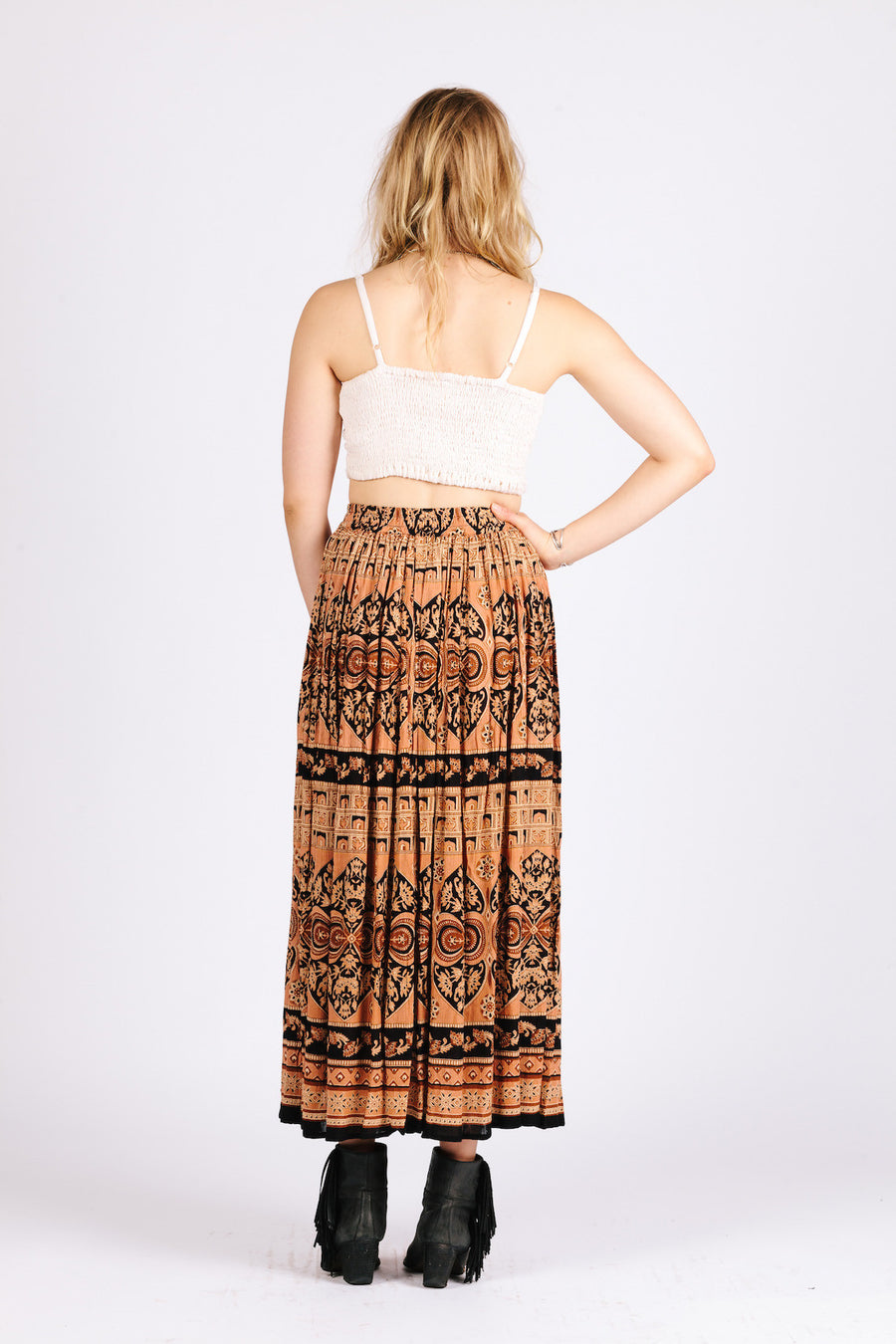 THE HARLOW SKIRT