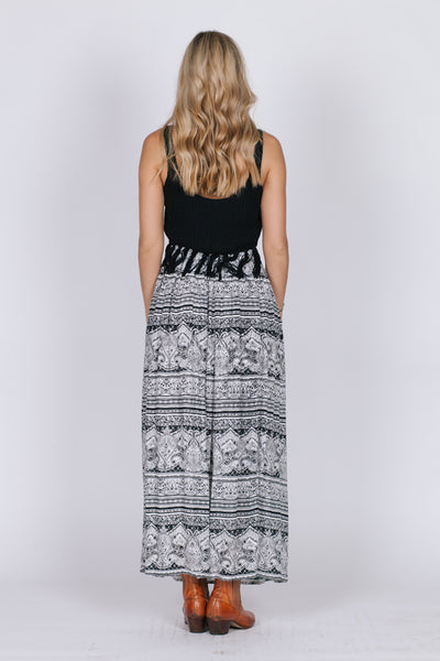 The Lexi Maxi Skirt