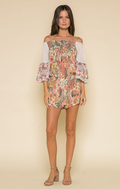 Morrison Off Shoulder Romper