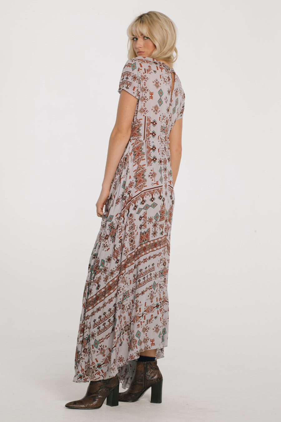 Native Dreams Maxi Dress