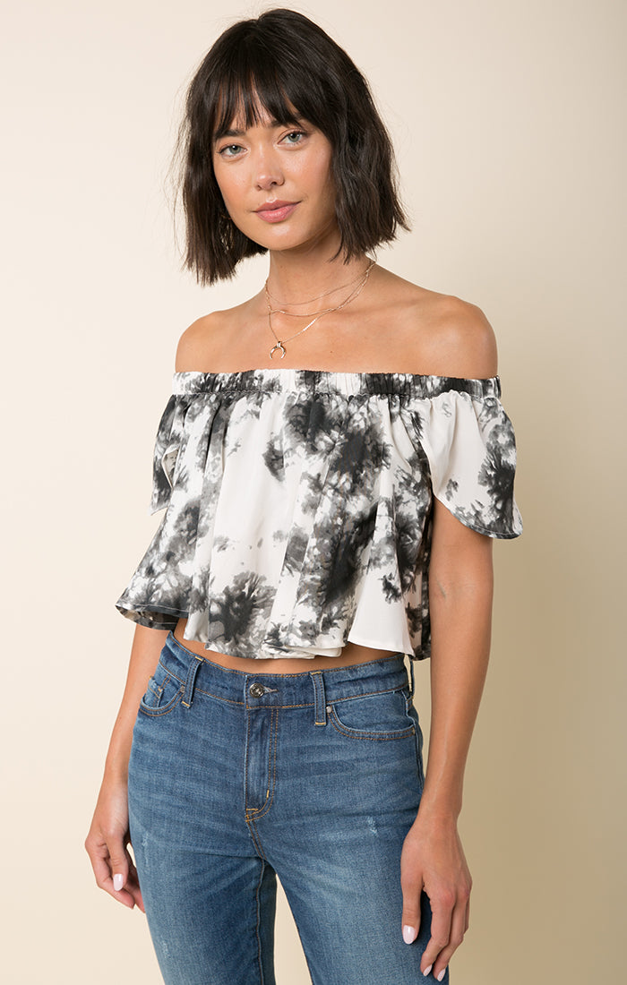 Smoke & Love Crop Top