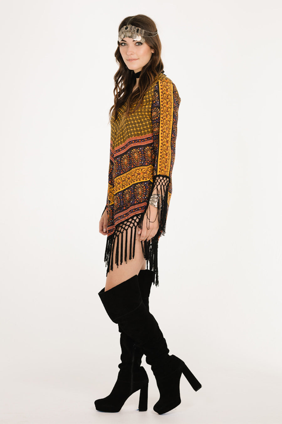 ON THE HORIZON TUNIC