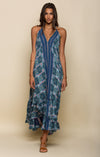 Poetic Dreams Halter Maxi Dress