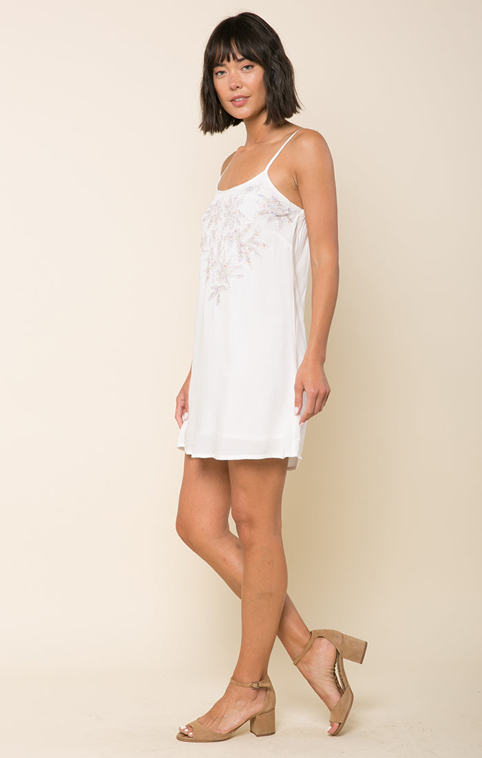 Lotus Love Short Dress