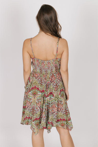 Desert Flower Dress