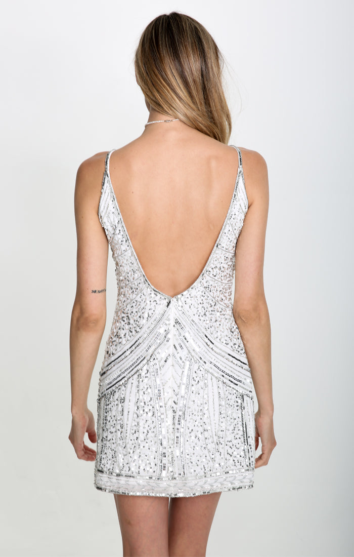 Luminous Nights Dress