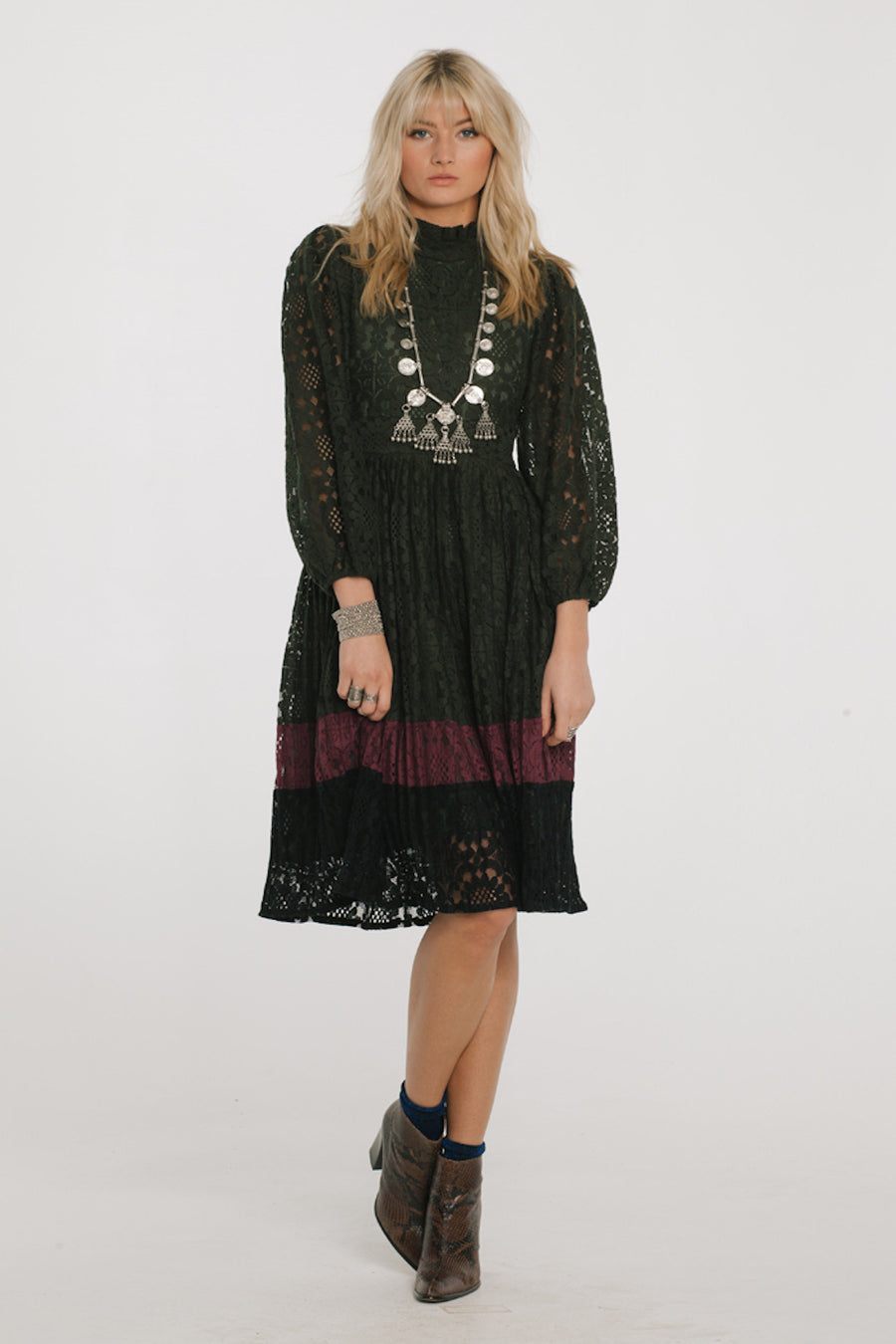LEXINGTON LACE DRESS