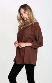 Ancon Tunic Top
