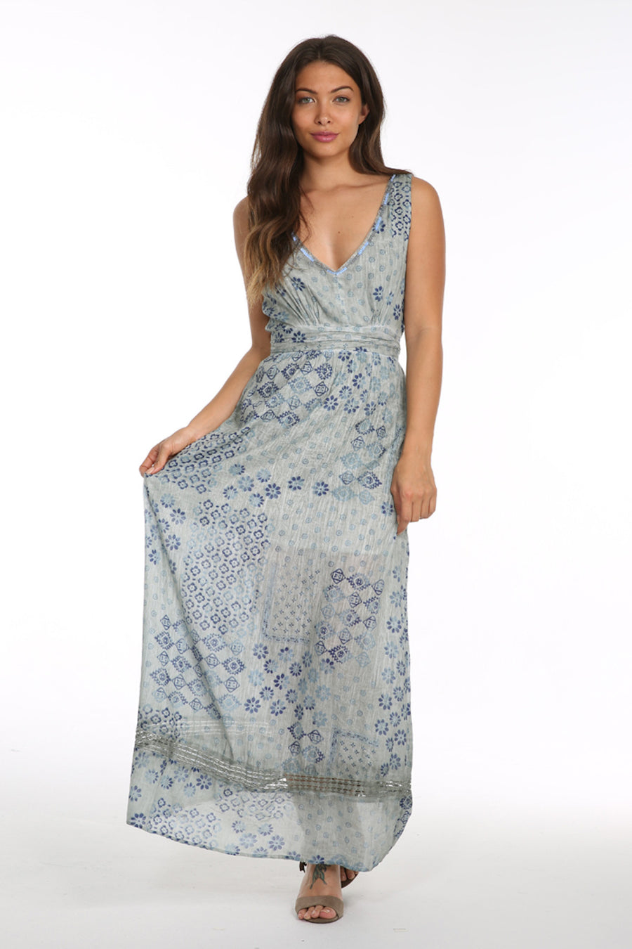 Secret Cove Maxi Dress