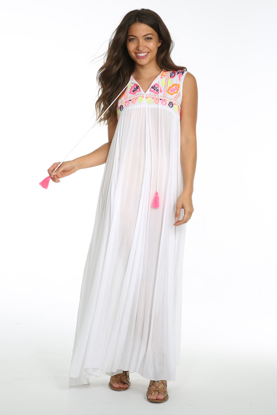 Sunset Canyon Maxi Dress