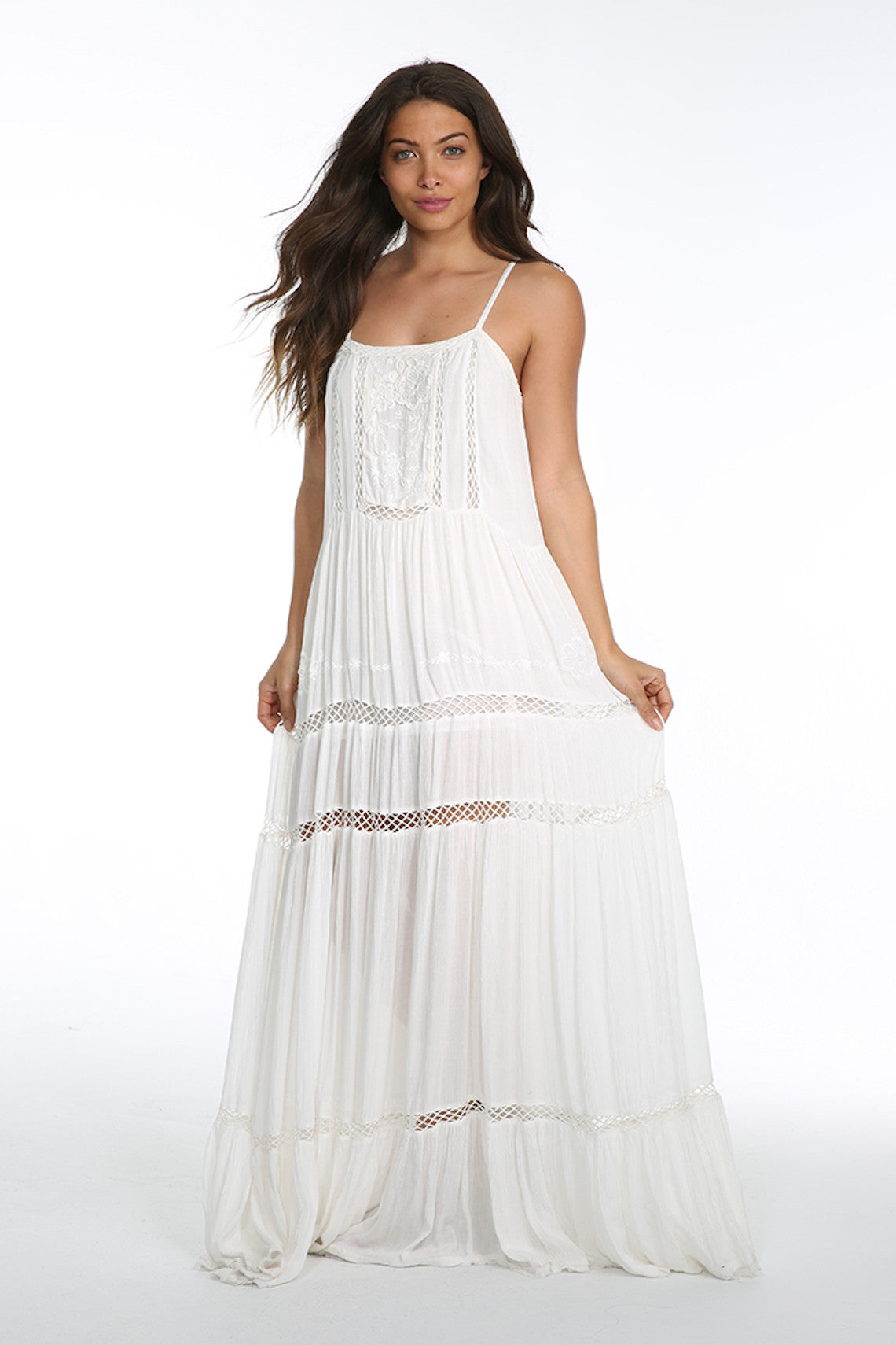 FIESTA DE PLAYA MIDI DRESS - RAGA