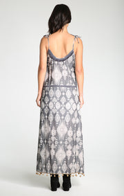 Andrea Slit Maxi Dress