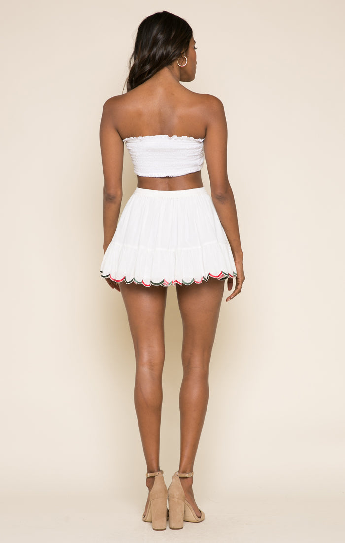 Orchid Creek Mini Skirt