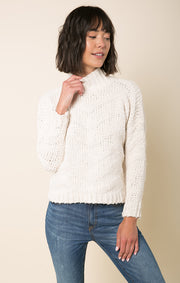 Madeline Mock Neck Sweater