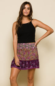In Bloom Short Skirt