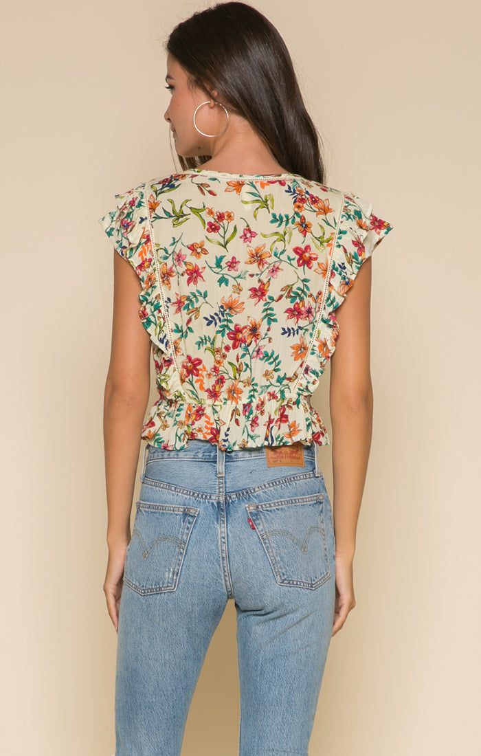 My Paradise Crop Top