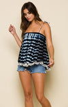 NAUTICAL DAYS TIE STRAP TANK