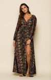YASMIN DUSTER MAXI DRESS