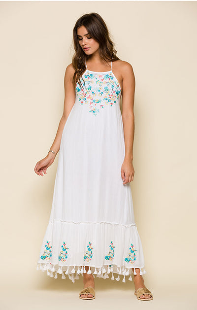 Ashlyn Strappy Maxi Dress