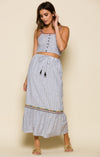 SAILOR MAXI SKIRT