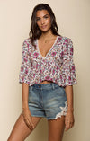 SUMMER BLOOM BLOUSE