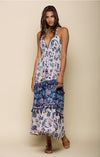 Waiola Halter Maxi Dress