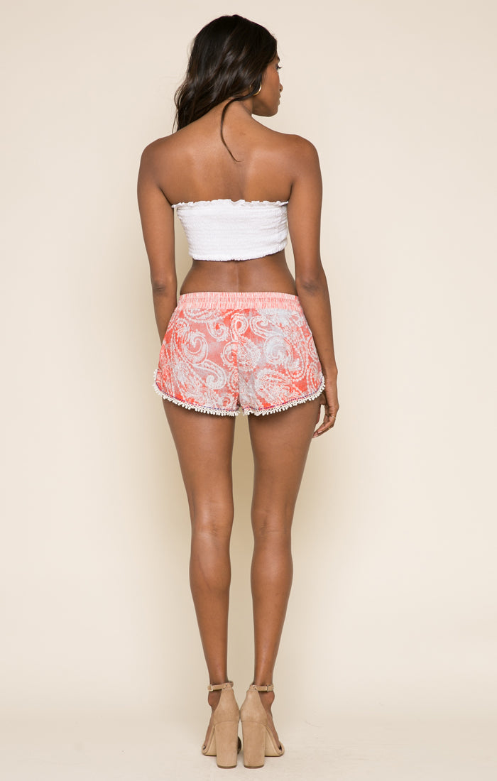 Holly Drawstring Shorts