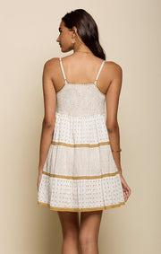 Hazel Babydoll Dress