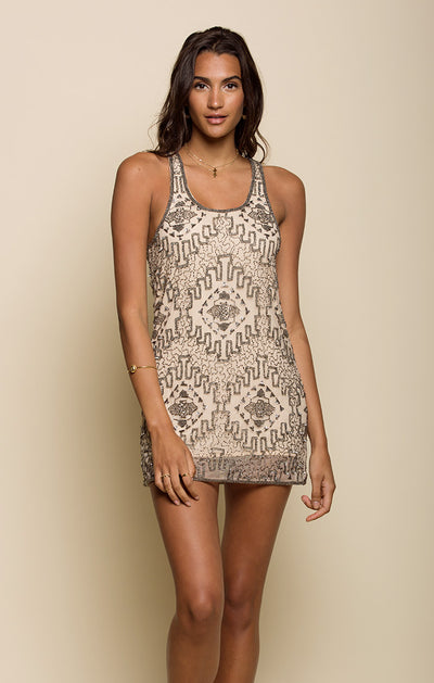 Banita Short Mini Dress
