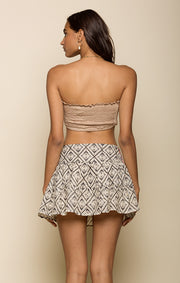 Tesoro Short Skirt