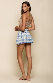 Sail Away Mini Skirt