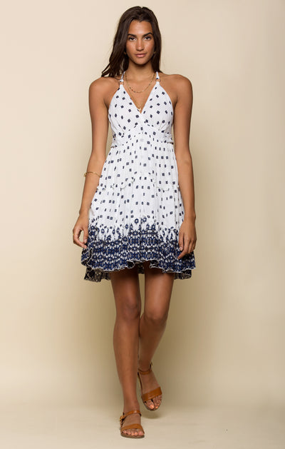 Lwany T-Back Short Dress