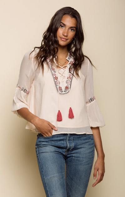 The Maren Blouse