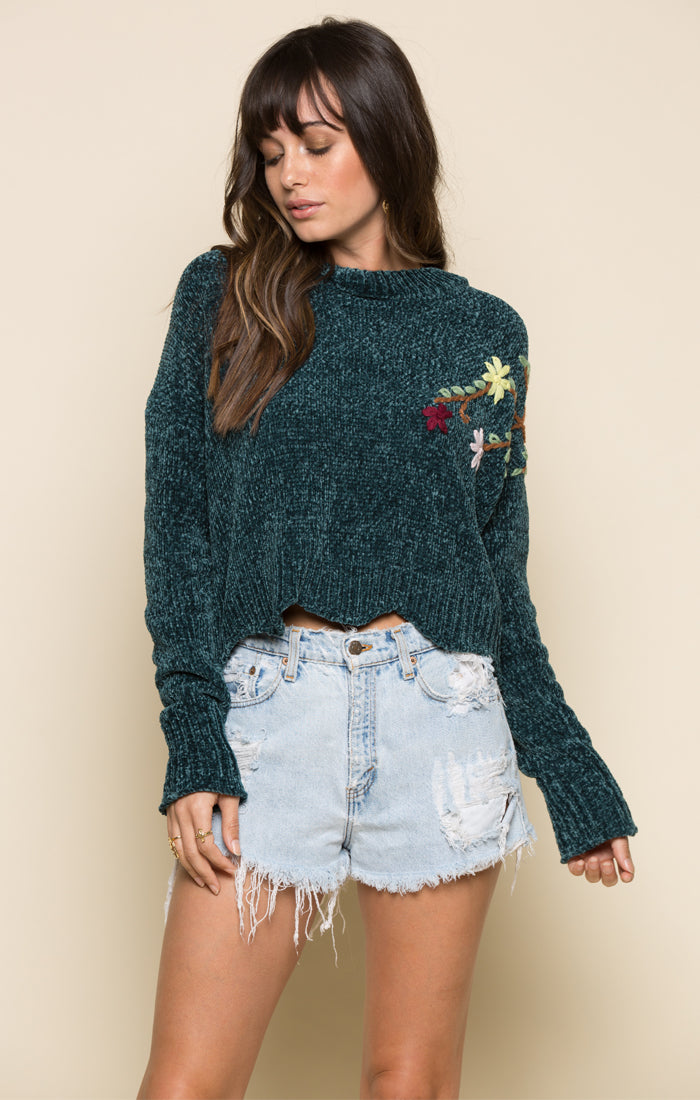 Eden Pullover Sweater